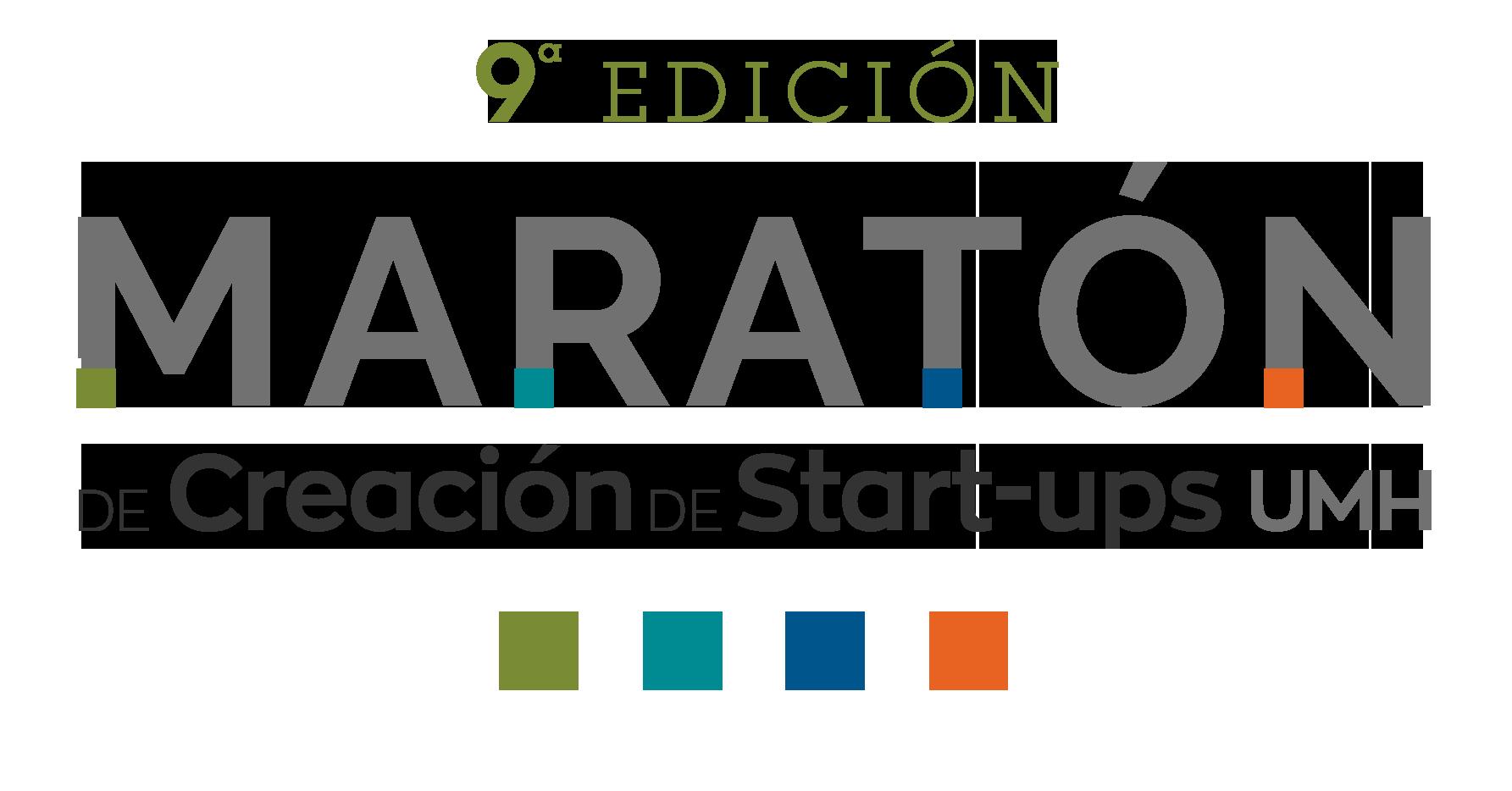 9ª Maratón de Start-ups UMH