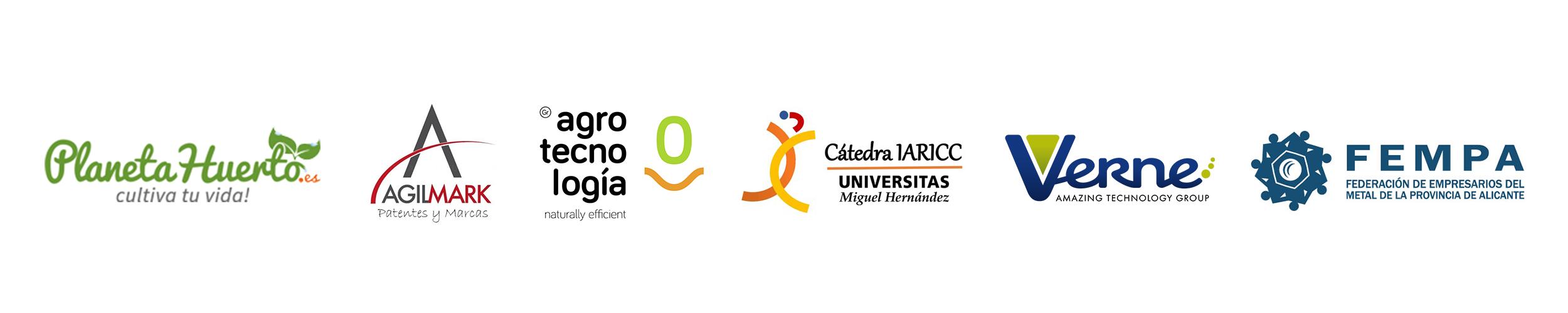 Patrocinadores Maratón UMH 2019