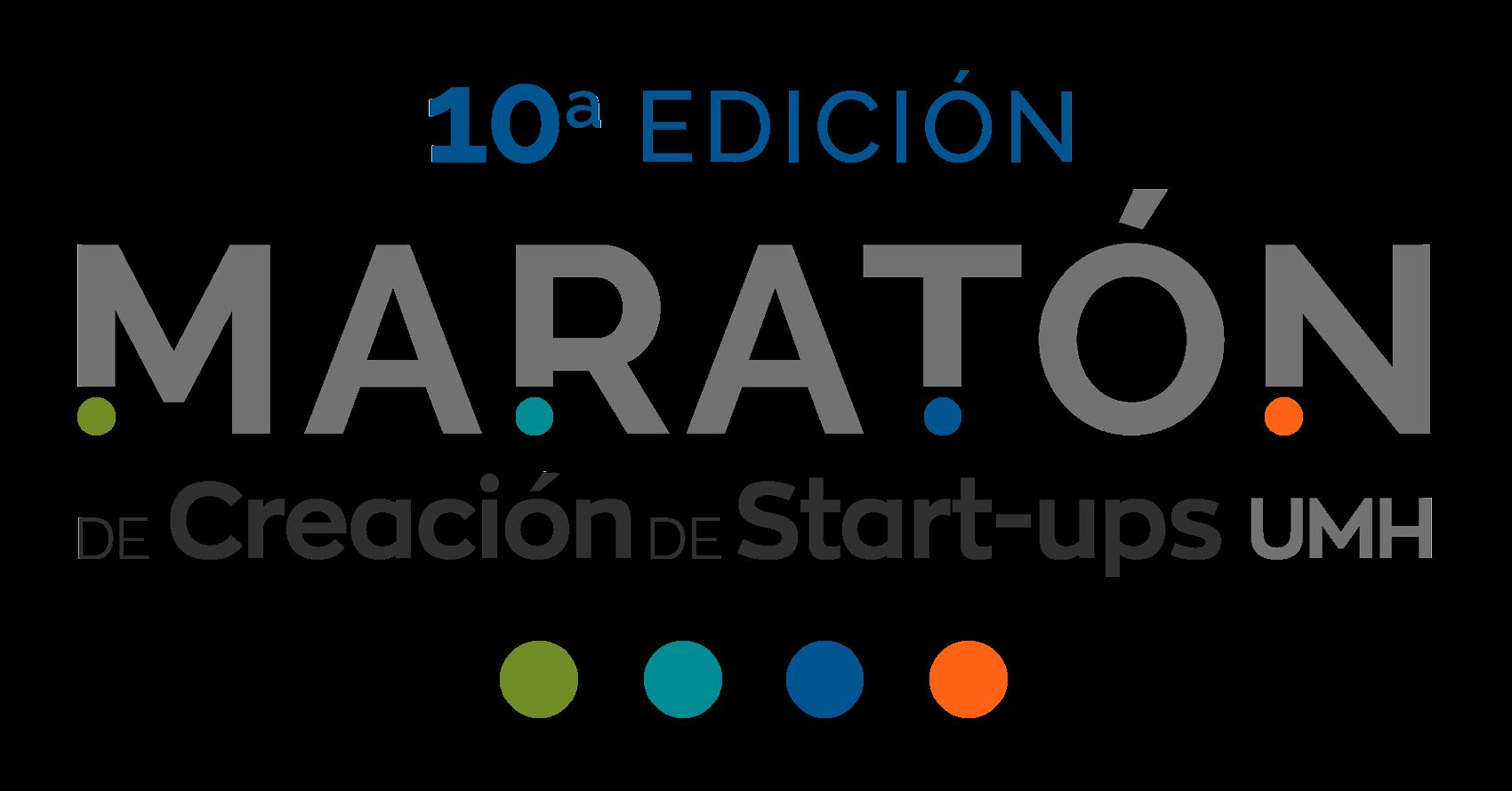 10ª Maratón de Start-ups UMH